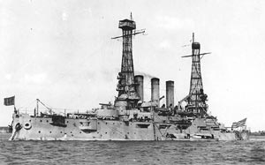 The USS Ohio
